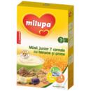 Milupa Musli Junior 7 Cereale fara lapte cu banane si prune 250g de la 1 an