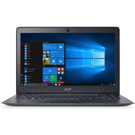 Laptop Acer TravelMate X349-G2 14 inch Full HD Intel Core i7-7500U 8GB DDR4 256GB SSD Windows 10 Pro Grey