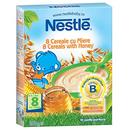 8 cereale cu miere 250g de la 8 luni
