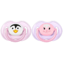 Avent SCF182/13 Clasice roz / mov 0 - 6 luni 2 bucati