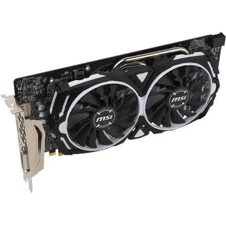 Placa video MSI AMD Radeon RX 580 Armor OC 8GB DDR5 256bit