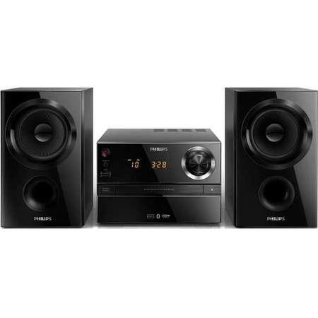 Microsistem audio Philips BTM1360/12 Negru