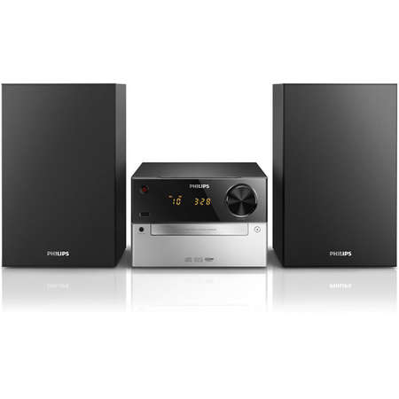 Microsistem audio Philips MCM2300/12 15W Negru
