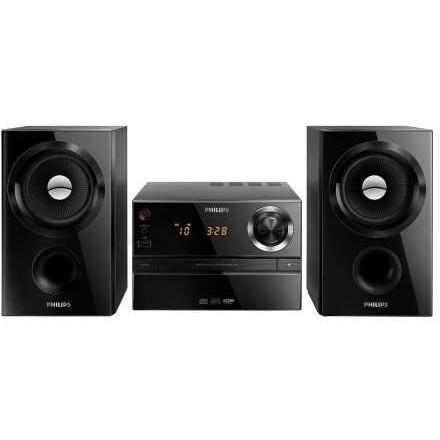 Minisistem audio MCM1350/12 Tuner FM CD Player 30W Negru