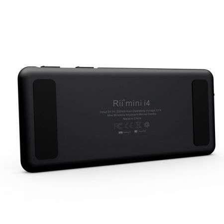 Mini tastatura wireless Rii tek iluminata functie telecomanda Rii i15
