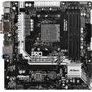 AB350M Pro4 AMD AM4 mATX