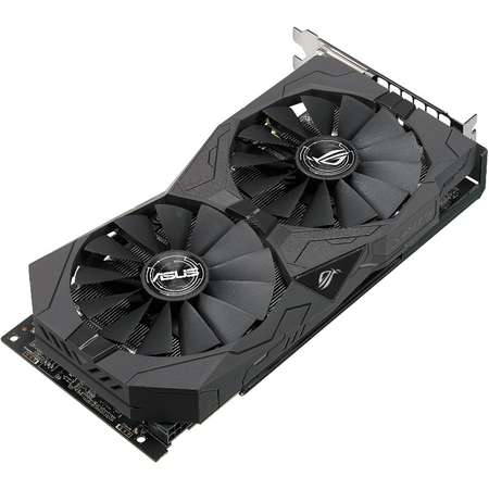 Placa video Asus AMD Radeon RX 570 STRIX GAMING O4G 4GB DDR5 256bit