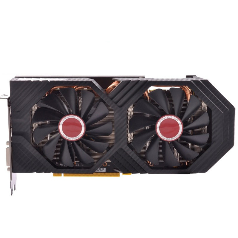 Placa video AMD Radeon RX 580 GTS XXX Edition 8GB DDR5 256bit thumbnail