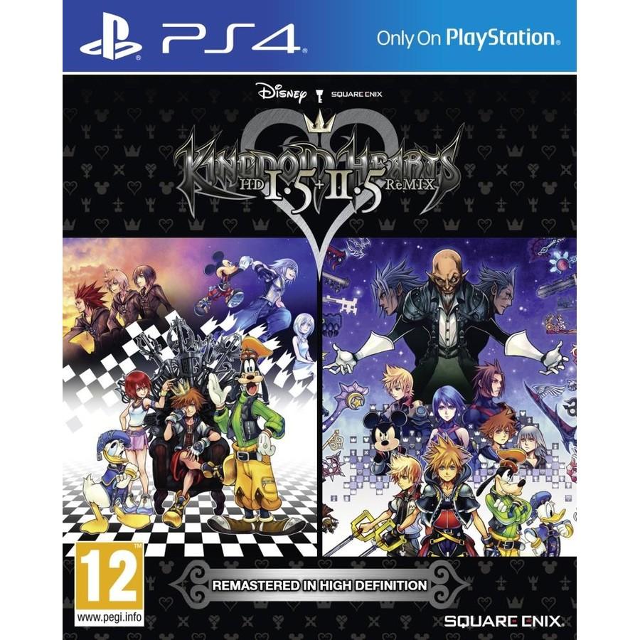 Joc consola KINGDOM HEARTS 1.5 2.5 pentru PS4 thumbnail