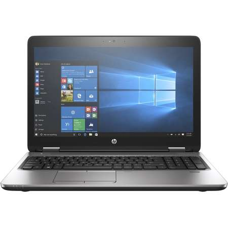 Laptop HP Probook 650 G3 15.6 inch Full HD Intel Core i5-7200U 8GB DDR4 500GB HDD FPR Windows 10 Pro Black