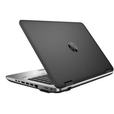 Laptop HP ProBook 640 G3 14 inch Full HD Intel Core i5-7200U 8GB DDR4 256GB SSD FPR Windows 10 Pro Black