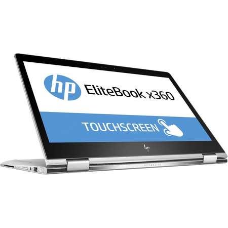 Laptop HP EliteBook x360 1030 G2 13.3  inch Full HD Touch Intel Core i5-7200U 8GB DDR4 256GB SSD Windows 10 Pro Silver
