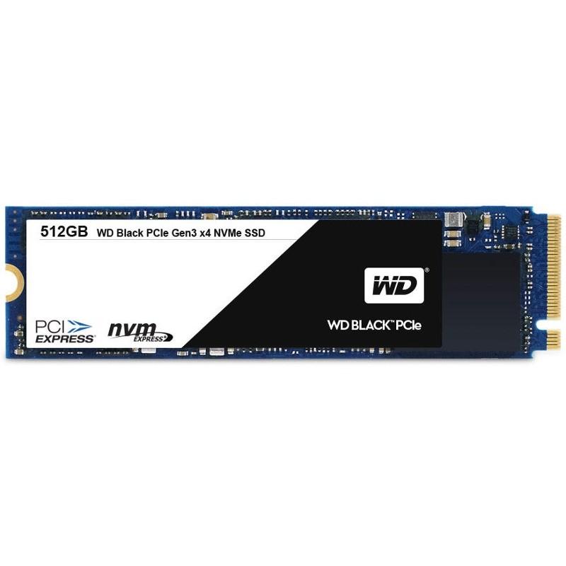 SSD Black Series 512GB PCI Express 3.0 x4 M.2 2280