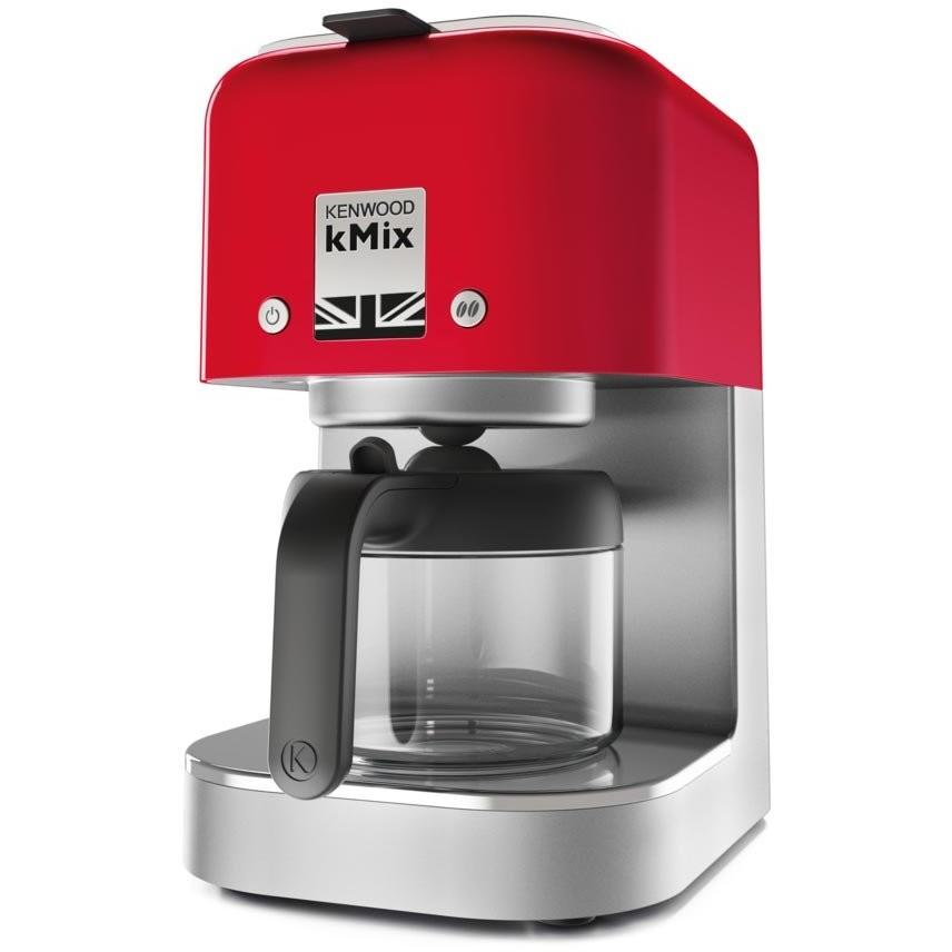 Cafetiera COX750RD kMix 1000W 0.75l rosie