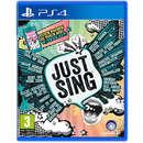 Joc consola Ubisoft Ltd Just Sing PS4