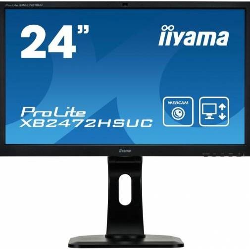 Monitor XB2472HSUC-B1 24 inch 8ms Negru thumbnail