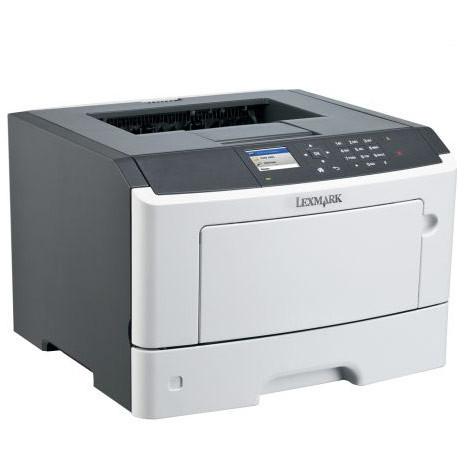 Imprimanta laser mono MS417dn A4 Retea Duplex