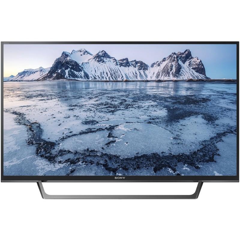 Televizor Led Smart Tv Kdl40 We660 Full Hd 102cm Black