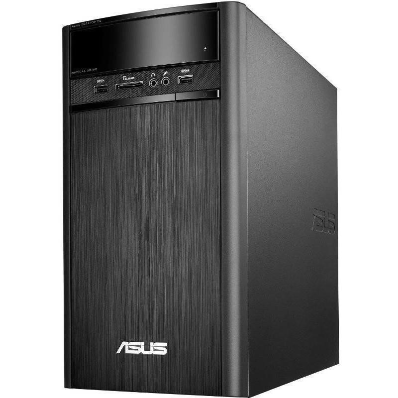 Sistem desktop VivoPC K31CD-K-RO001D Intel Core i5-7400 4GB DDR4 1TB HDD Black