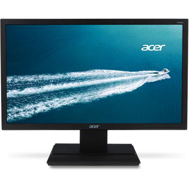 Monitor Led V206hqlbb 19.5 Inch 5ms Black