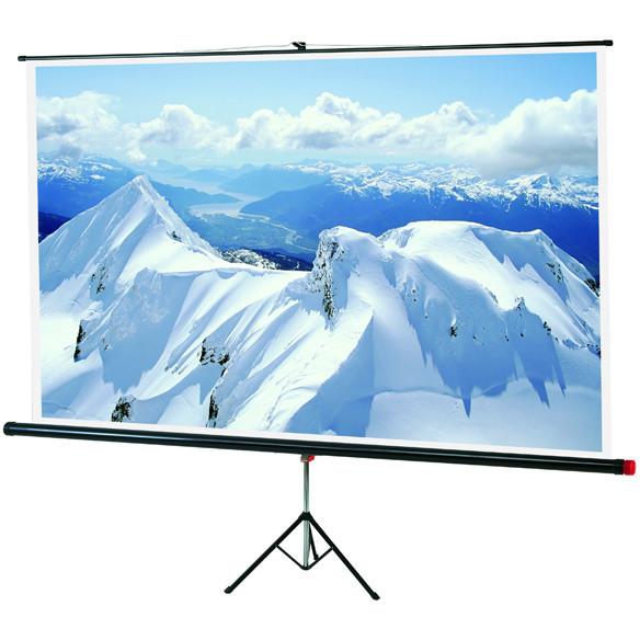 Ecran de proiectie Junior SP1120 125x125 cm 1:1 cu trepied thumbnail