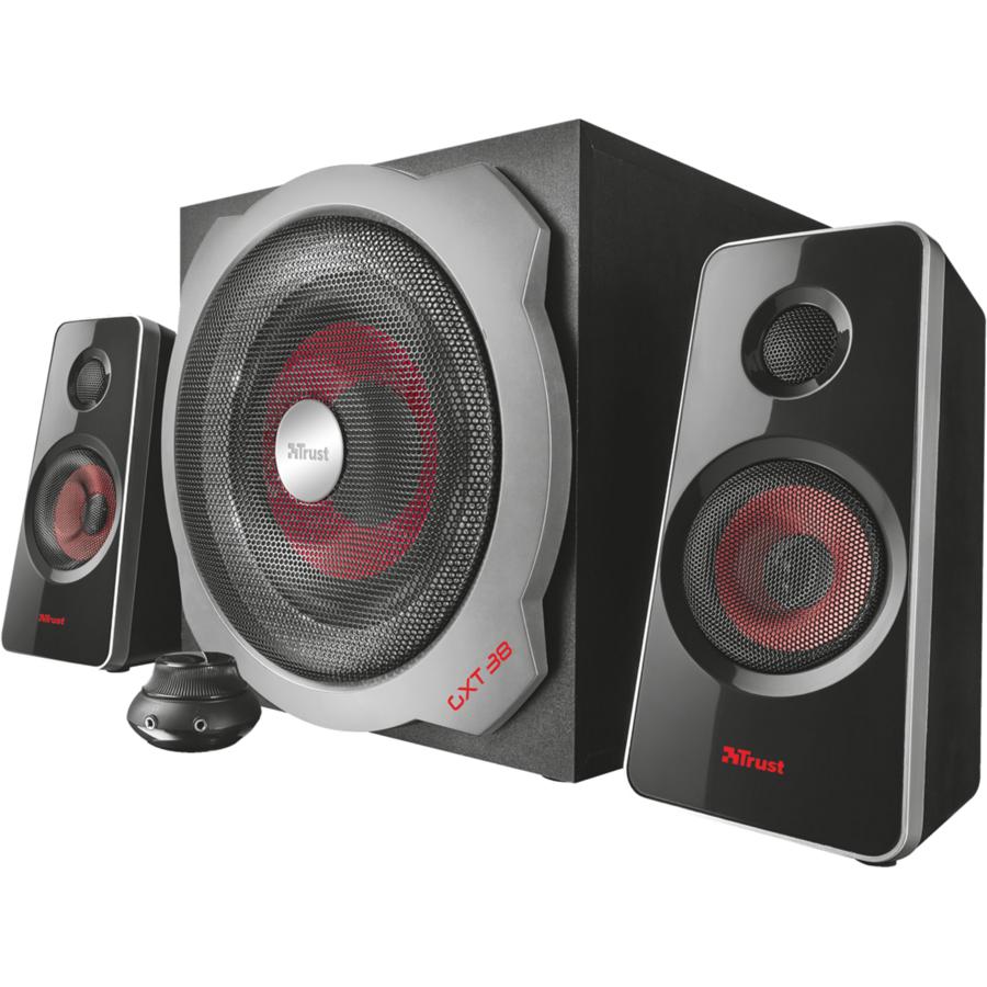 Sistem Audio 2.1 Gxt 38 120w
