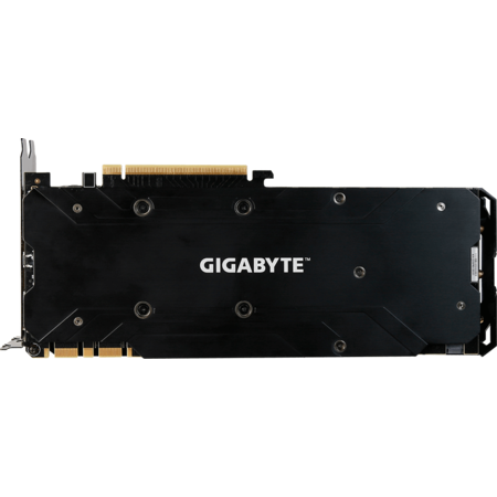 Placa video Gigabyte nVidia GeForce GTX 1080 Windforce OC 8GB DDR5X 256bit