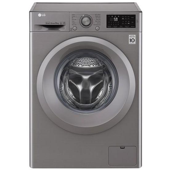 Masina de spalat rufe F4J5TN7S 1400RPM 8Kg A+++ Inox thumbnail
