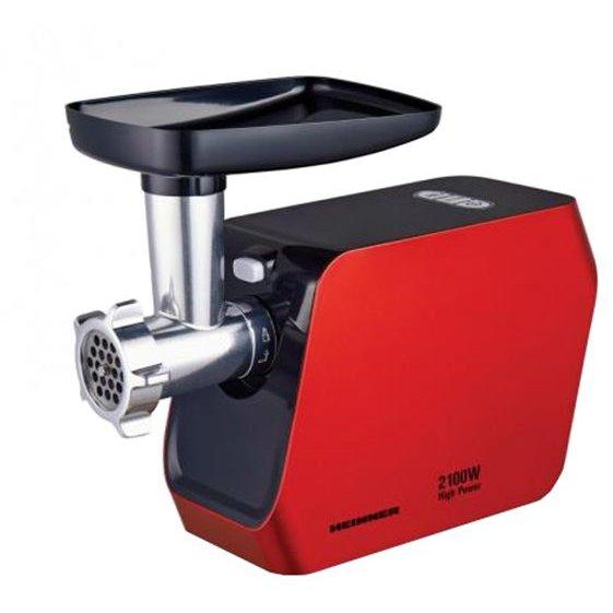 Masina De Tocat Mg-2100rd 2100w Cutit Inox Rosie