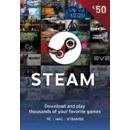 STEAM WALLET 50 EURO (CD KEY)