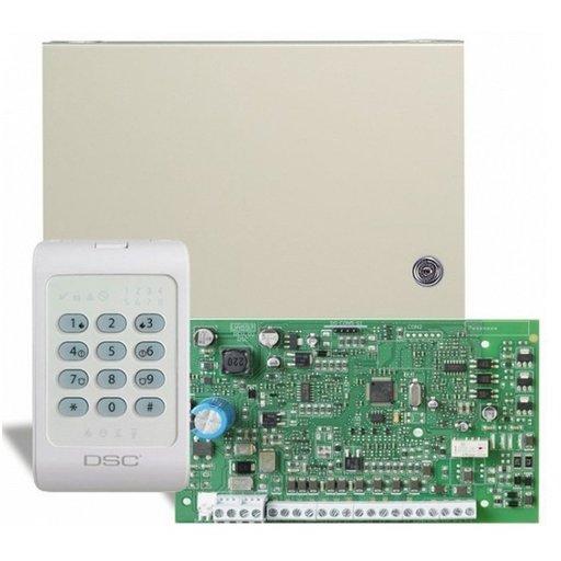 Sistem de alarma PC1404 4 ZONE+TASTATURA thumbnail