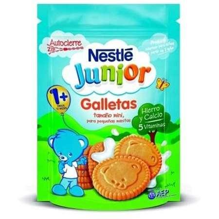 Biscuiti Nestle Junior 180g  de la 12 luni