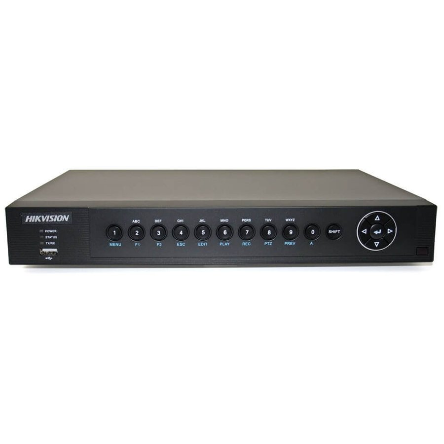 DVR DS-7208HUHI-F1/N 8 canale thumbnail