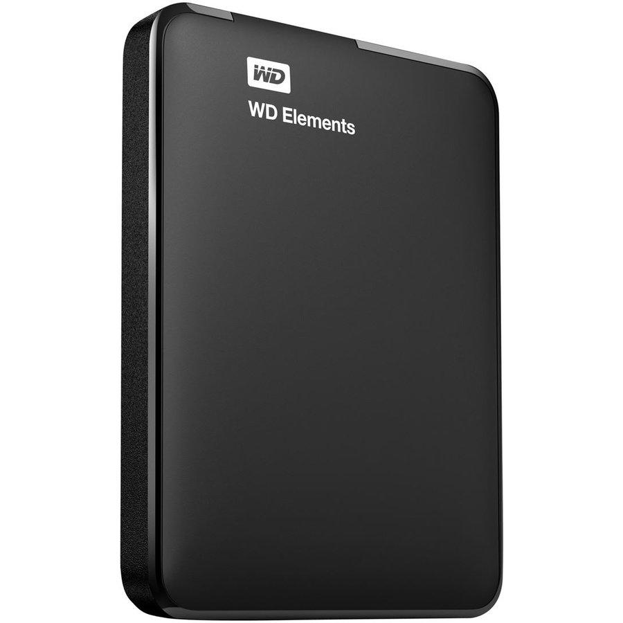 Hard disk extern WDBU6Y0015BBK-WESN 1.5 TB 2.5 inch USB Black