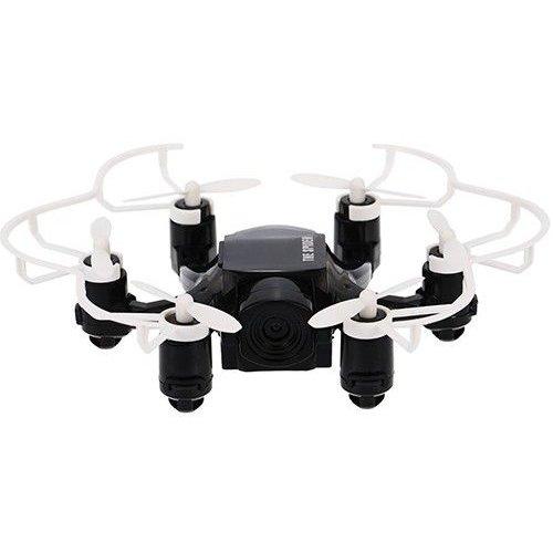 Drona 126 Spider Hexacopter Camera HD 2.0Mp Negru thumbnail