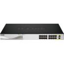 DXS-1100-16SC 16 Port switch 14x10G SFP+