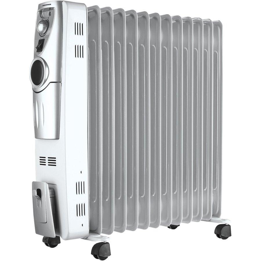 Calorifer electric cu ulei HCU-S13 2500W 13 elementi Alb thumbnail
