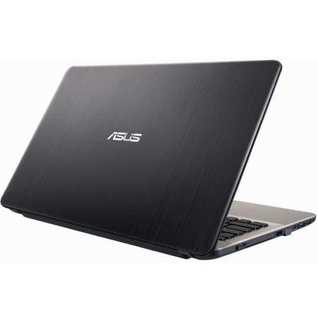 Laptop Asus VivoBook Max X541NA-GO008 15.6 inch HD Intel Celeron N3350 4 GB DDR3 500 GB HDD Endless OS Chocolate Black