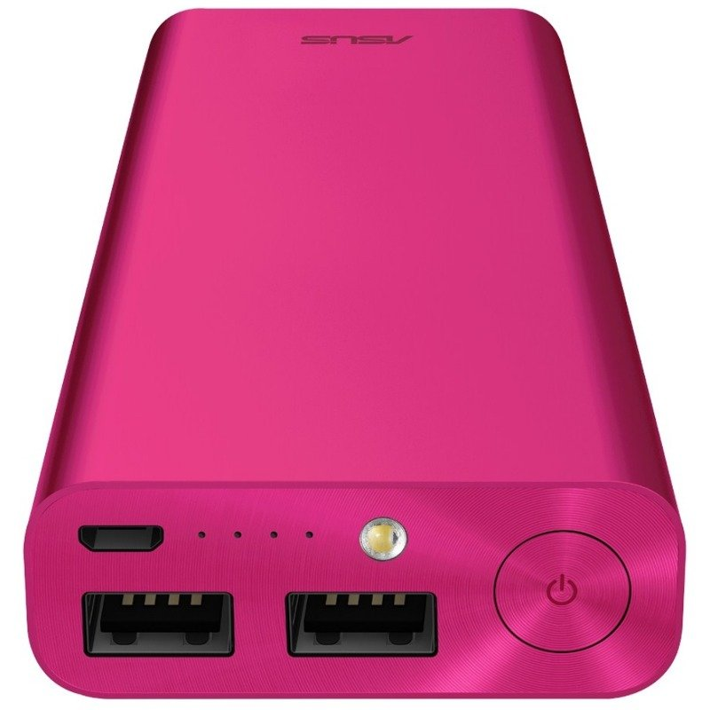 Acumulator extern ZenPower Ultra 20100 mAh 2x USB Pink thumbnail
