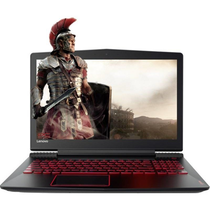 Laptop Legion Y520-15IKBN 15.6 inch Full HD Intel Core i7-7700HQ 8GB DDR4 1TB HDD nVidia GeForce GTX 1050 Ti 4GB Black thumbnail