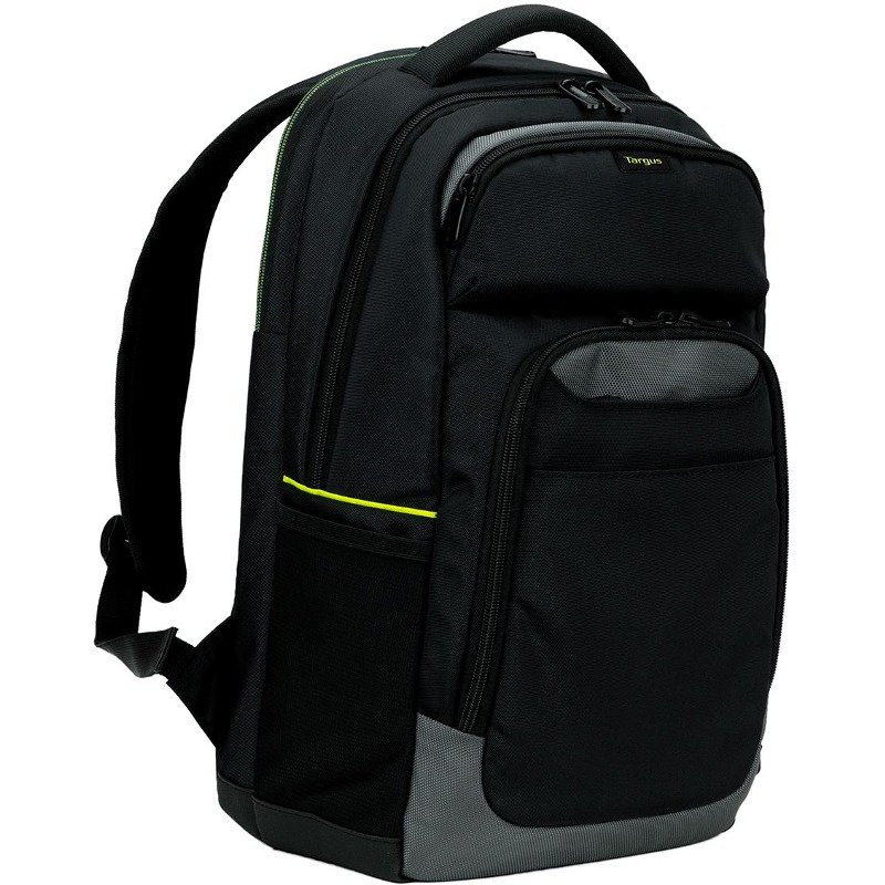 Rucsac laptop 17.3 inch City Gear Black thumbnail