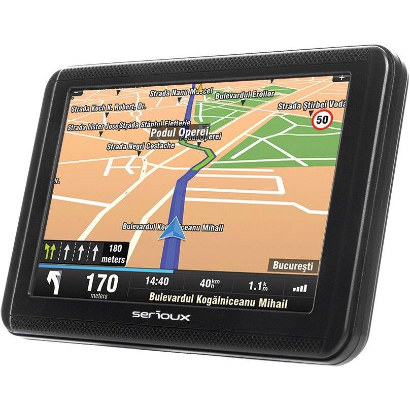 Sistem de navigatie Urban Pilot UPQ500 5.0 fara harta thumbnail