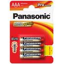 Pro Power Alkaline R03 AAA Blister 4 buc