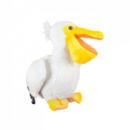 Jucarie de plus MomKi Pelican 15 cm