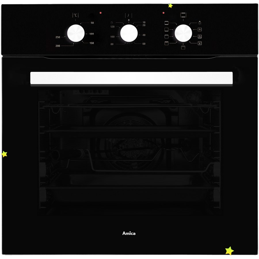 Cuptor electric INCORPORABIL BOES68161 negru thumbnail