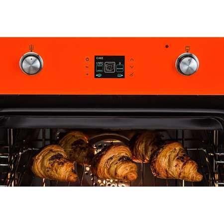 Cuptor electric incorporabil LDK A69EZRF Capacitate 60L Clasa A Orange