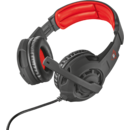 Casti gaming Trust GXT 310 Black / Red