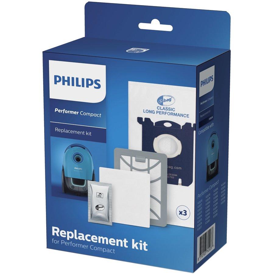 Kit de schimb FC8074/01 pentru aspiratoarele Performer Compact thumbnail