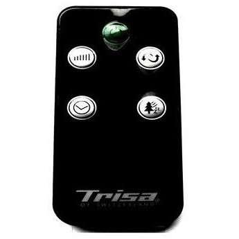 Ventilator de camera Trisa Fresh Breeze 9346.43 45W 3 viteze Negru