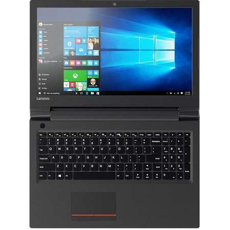 Laptop Lenovo ThinkPad V110-15ISK 15.6 inch HD Intel Core i3-6006U 4 GB DDR4 1TB HDD Black